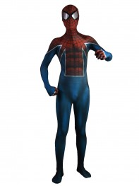 Spider UK Costume Lycra Spandex Spider UK Morph Fullbody Suit