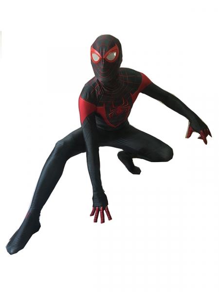 PS5 Insomniac Miles Morales Spider-Man Costume