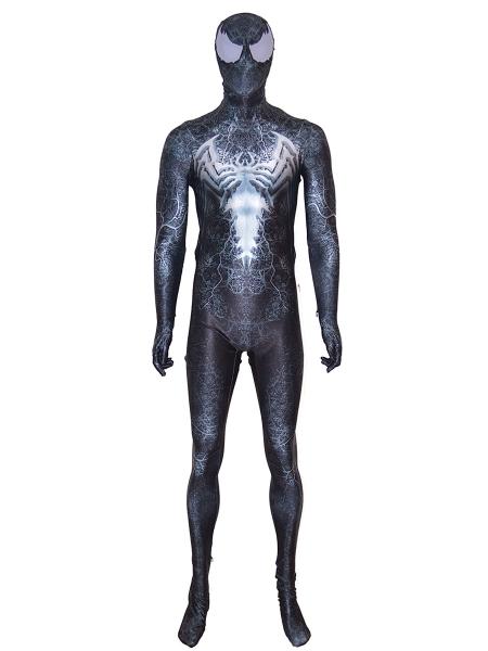 Spider-Man Venom en traje estilo película Traje de Spiderman