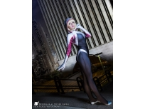 Gwen Stacy Costume The Amazing Spider-Man Gwen Stacy Suit Adult & Kid