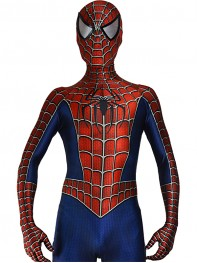 Raimi Spider-man Costume 3D Printed Cosplay Suit