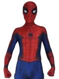 Traje de Spiderman de Civil  War   Traje con Sombra 3D
