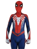 Insomniac Spider-man Costume PS4 Game Spiderman Cosplay Suit