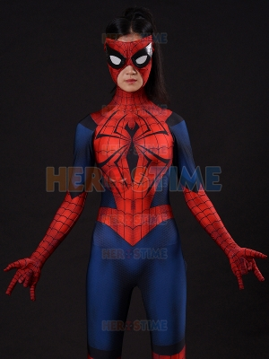 Spider-Bitch Costume Spider-Girl Cosplay Suit