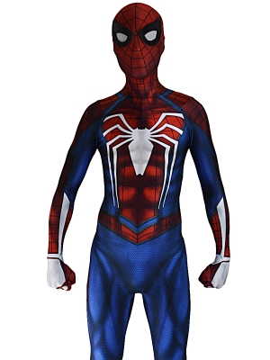 Insomniac Spider-man Costume PS4 Insomniac Games Spiderman Suit