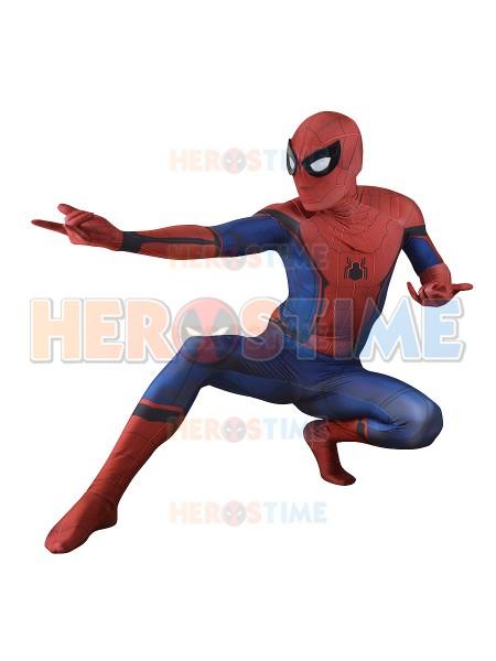 Traje de Spider-Man de Homecoming  Traje imprimido en 3D