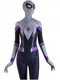 Spider-Man Suit Homecoming Spider-Gwen Cosplay Costume