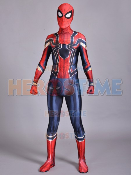 Iron Spider Costume Spider-Man Homecoming Suit