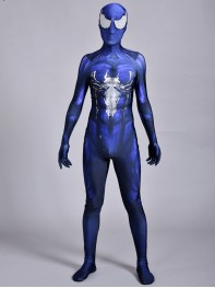 Symbiote Spiderman Suit Real Ultimate Symbiote Costume