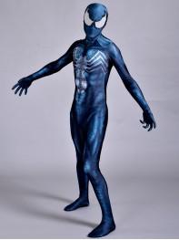 Symbiote Spiderman Suit Concept Symbiote Spiderman Costume