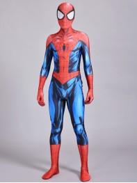 Spiderman Suit Ultimate Spiderman Costume