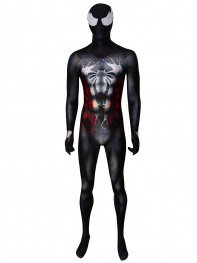 Spider-Man Costume Spawn Symbiote Spider-Man Cosplay Costume