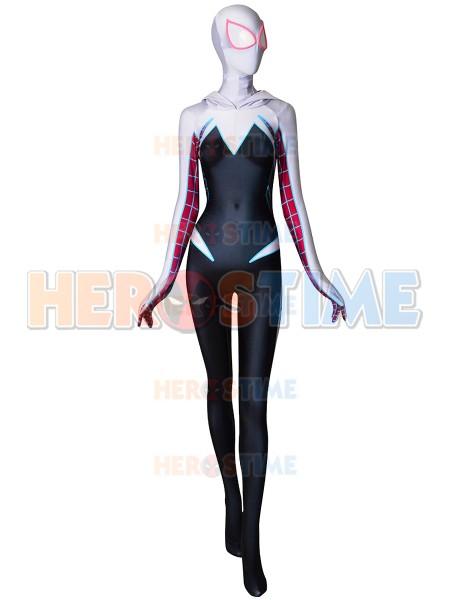Disfraz de Spider-Ghost (Gwen Stacy) para Adultos y Niños