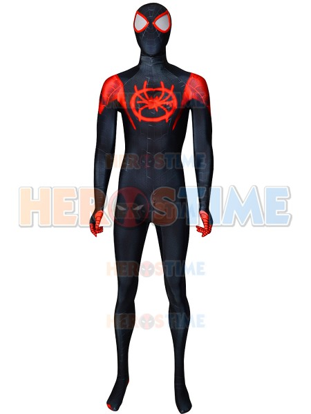 Traje de Miles Morales de Spider-Man: Into the Spider-Verse