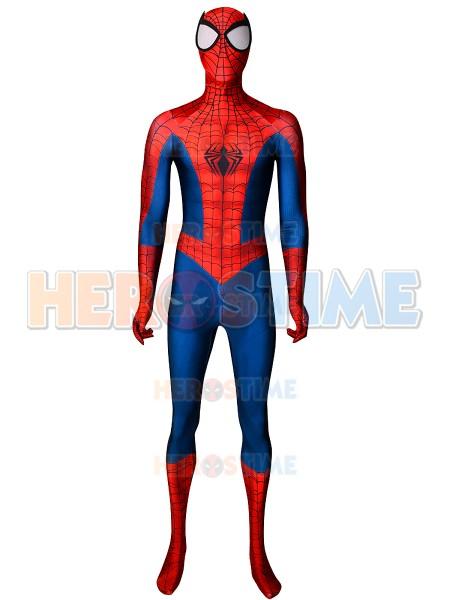 Versión de Spider-Man: Edge of Time   Disfraz de Spider-Man