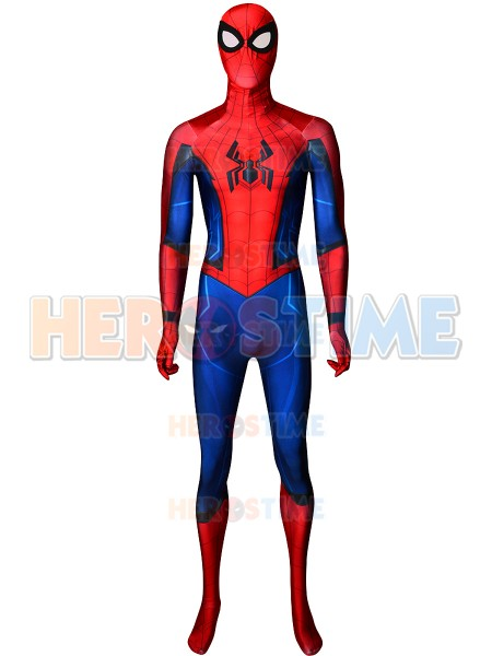 Newest Spider-Man Homecoming Sequel Cosplay Costume