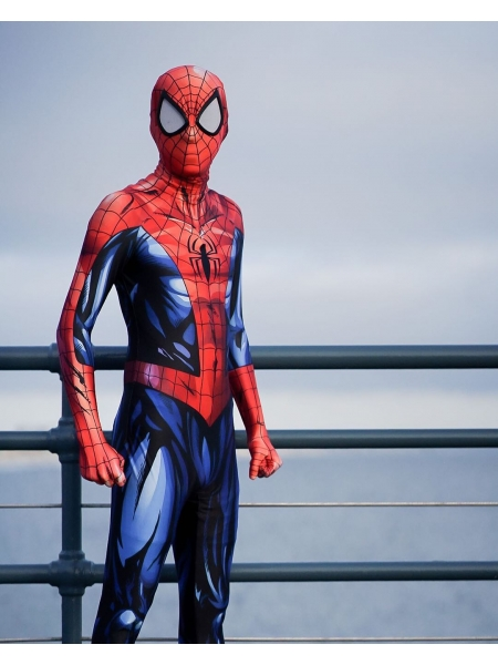 Spider-Man Suit Bagley Spider-Man Cosplay Costume
