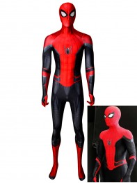 Spider-Man Costume Far From Home Spider-Man Cosplay Suit