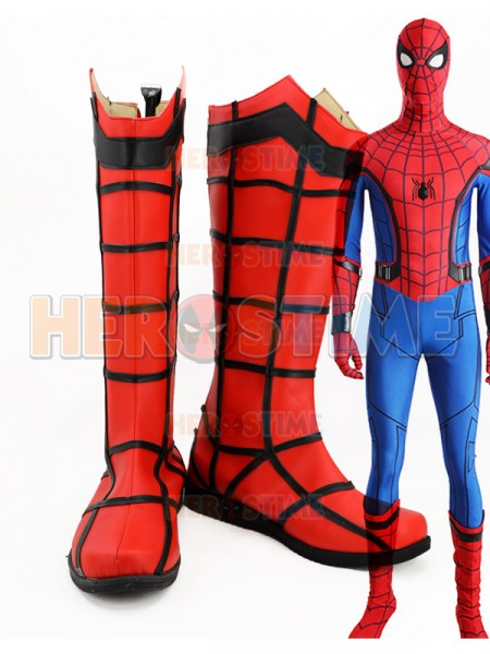 Spider-Man Homecoming Cosplay Boots