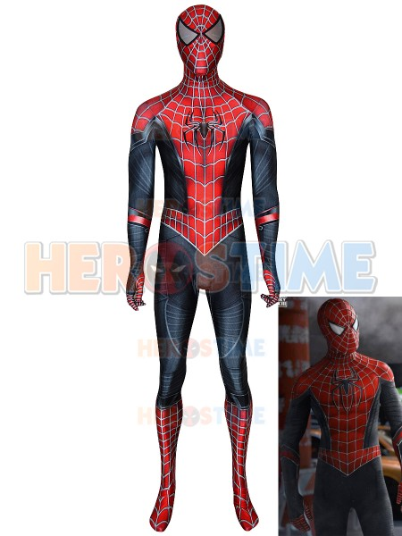 Spiderman Costume Far From Home Raimi Spider Hybrid Suit