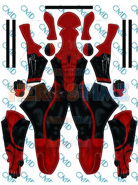 Disfraz de Spider-Man de lejos de casa Amazing Spider-Man