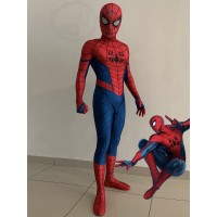 Ultimate Alliance 3 Disfraz de Spider-man para Adultos y Niños
