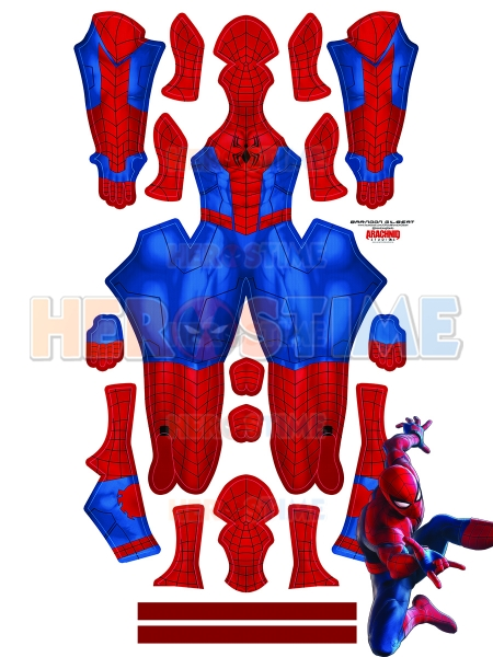 Spider-Man Cosplay Ultimate Alliance 3: The Black Order Spider Costume