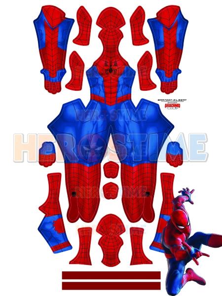Marvel Ultimate Alliance 3: The Black Order Traje de Spider-Man Cosplay