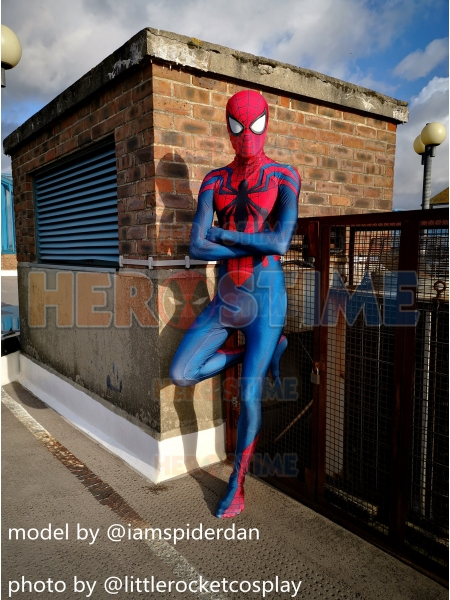 Ben Reilly Spider-Man Costume Adult & Kids Cosplay Costume