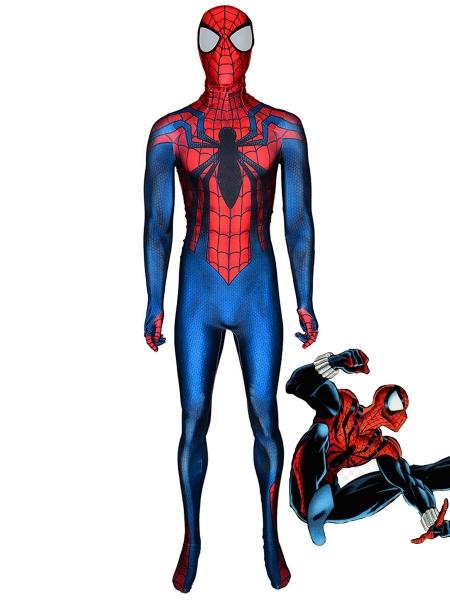 Disfraz de Scarlet Spider Ben Reily para Adultos y Niños Cosplay