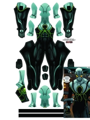 The Superior Octopus Costume Spider-Man Cosplay Costume