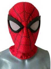 Máscara de pintura de hojaldre Spiderman lejos de casa