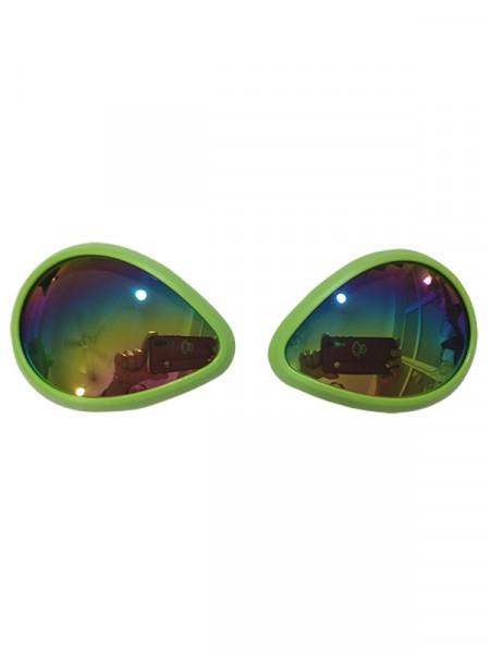2020 lentes verdes únicos más nuevos del hombre araña