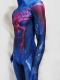 Newest PS4 Spider-Man 2099 Black Suit Cosplay Costume