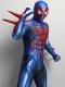 El más nuevo traje de Spider-man 2099, disfraz de Cosplay de Spider-man no existente multiverso