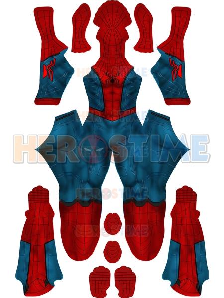 Avengers Campus Spider-Man Costume California Adventure Park
