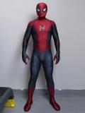 Spider-Man: No Way Home Disfraz con músculo masculino El traje más nuevo de Spider-Man
