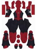 Spider-Man: No Way Home Disfraz sin músculo El traje más nuevo de Spider-Man