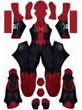 Disfraz de Tom Holland Spider-Man No Way Home con músculo femenino