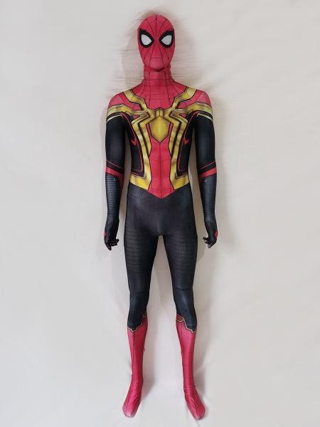 Spider-Man: No Way Home Iron Spider Costume