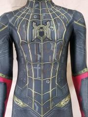 Spider-Man No Way Home Black Suit Versión actualizada con precisión de película