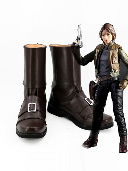 Botas de Jyn Erso de Rogue One: A Star Wars Story