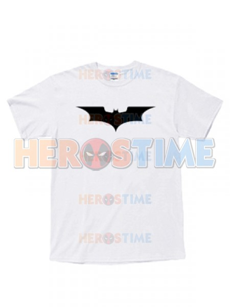 2008 The Dark Knight Batman Logo T-shirt