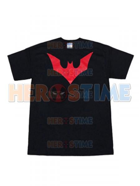 Camiseta de Símbolo de Batman Beyond