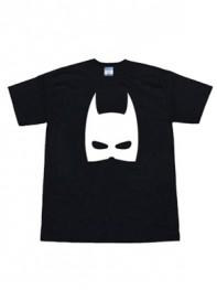 DC Comics Batman Helmet Superhero T-shirt