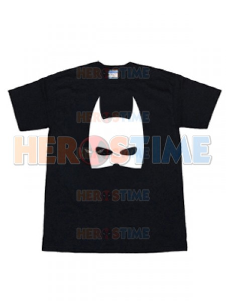DC Comics Batman Helmet Superhero T-shirt