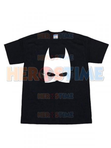 Camiseta de Dibujo de Casco de Batman de DC Comics