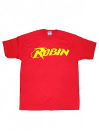 DC Comics Red Robin Logo T-shirt