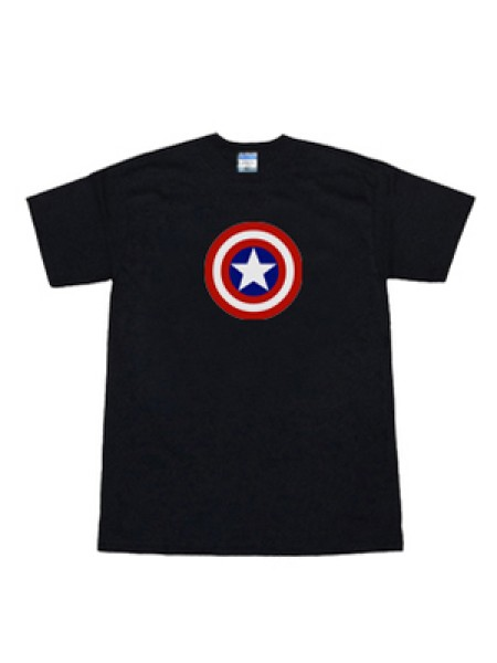 Captain America Classic Shield T-shirt