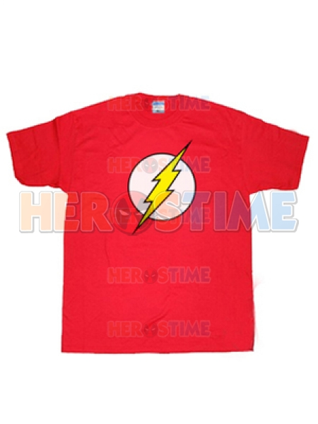 DC Comics The Flash Superhero T-shirt